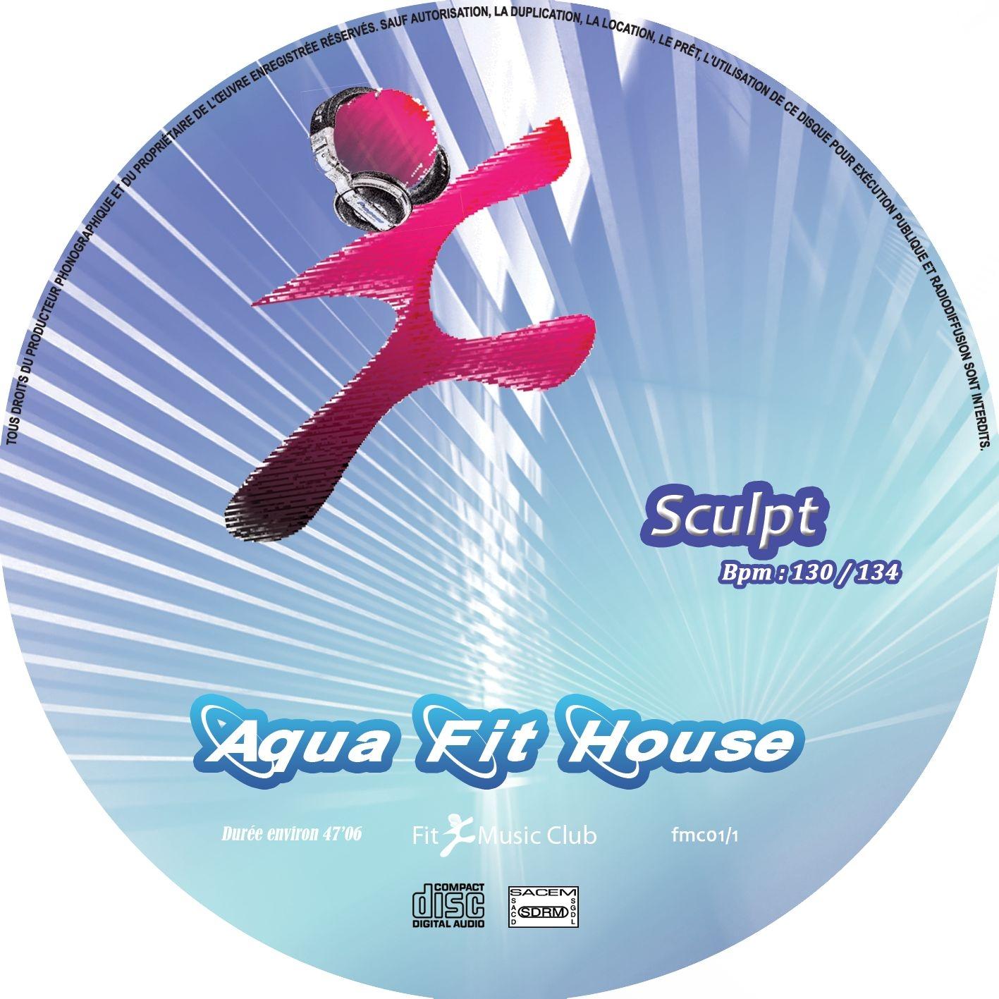 Aqua Fit House / Sculpt & fit