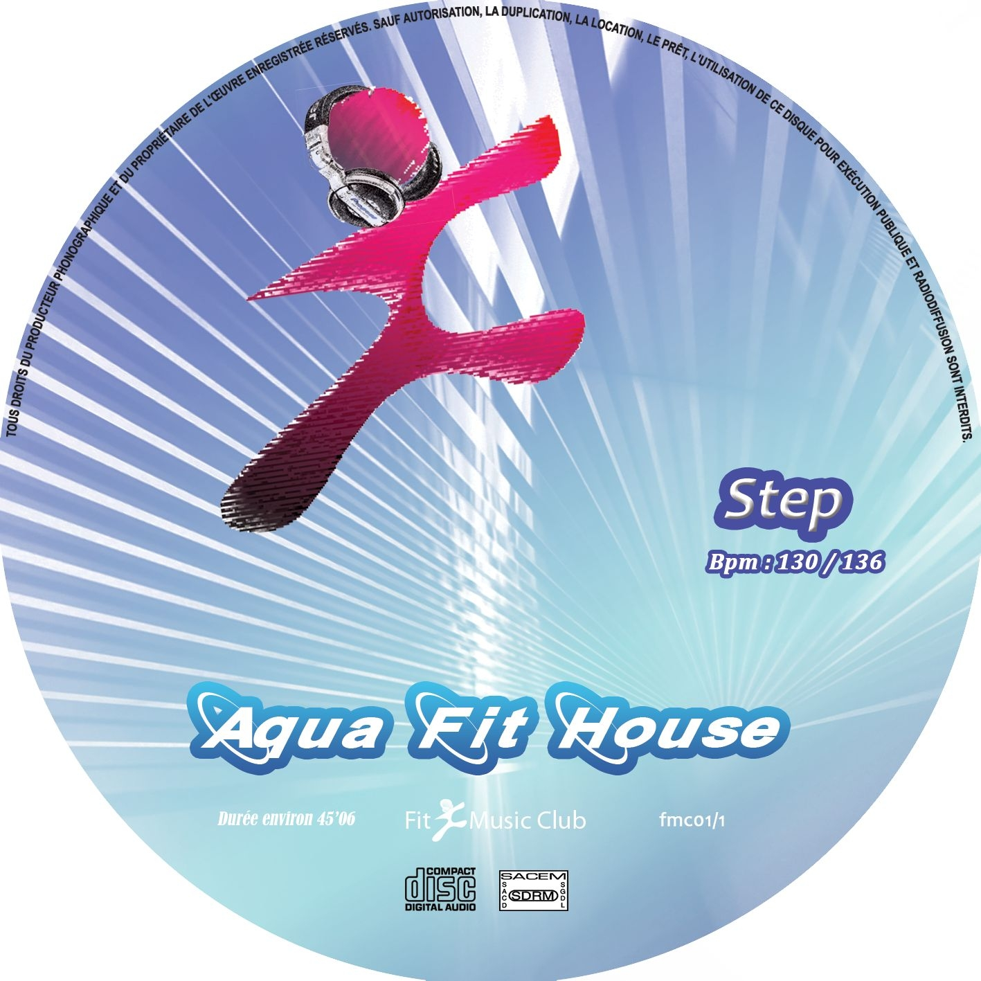 Aqua Fit House / Step