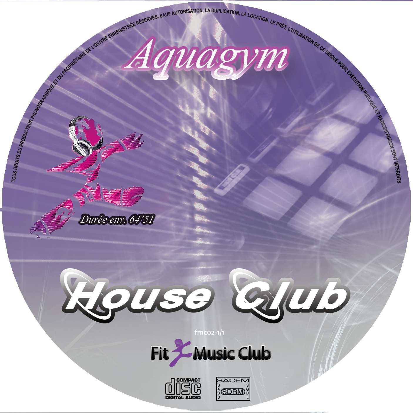 Cd House Club Aquagym