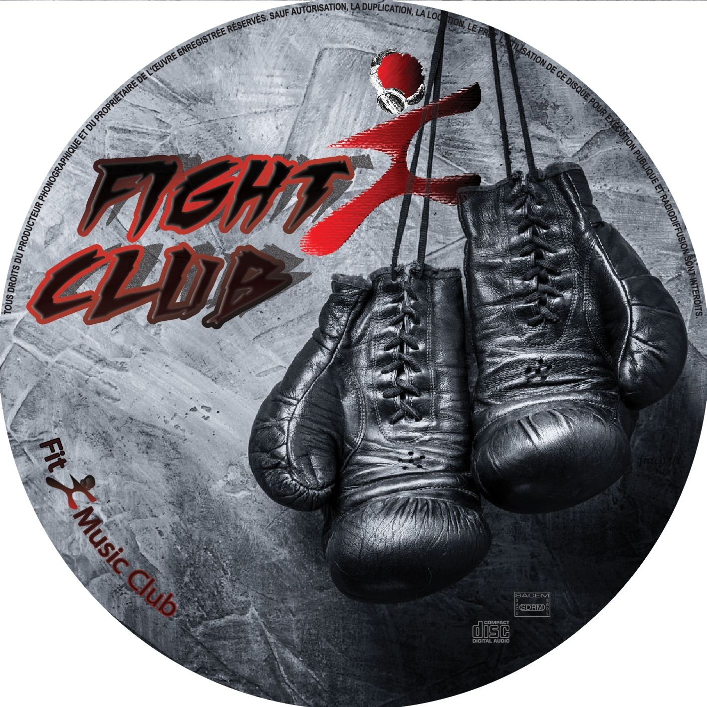 FIGHT CLUB – CD