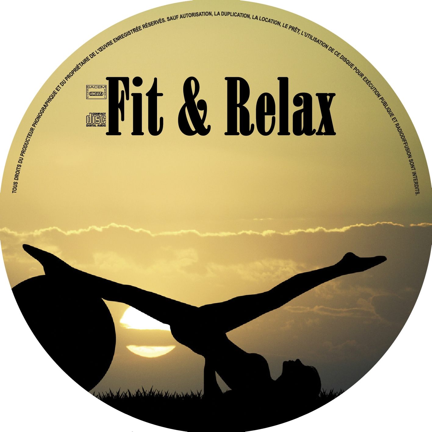 Fit & Relax – CD