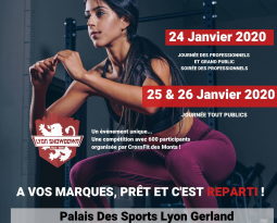 SALON FITNESS LYON – 2ème Edition