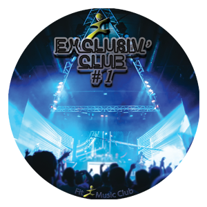 Exclusiv' Club # 1 – CD – Step & Aero