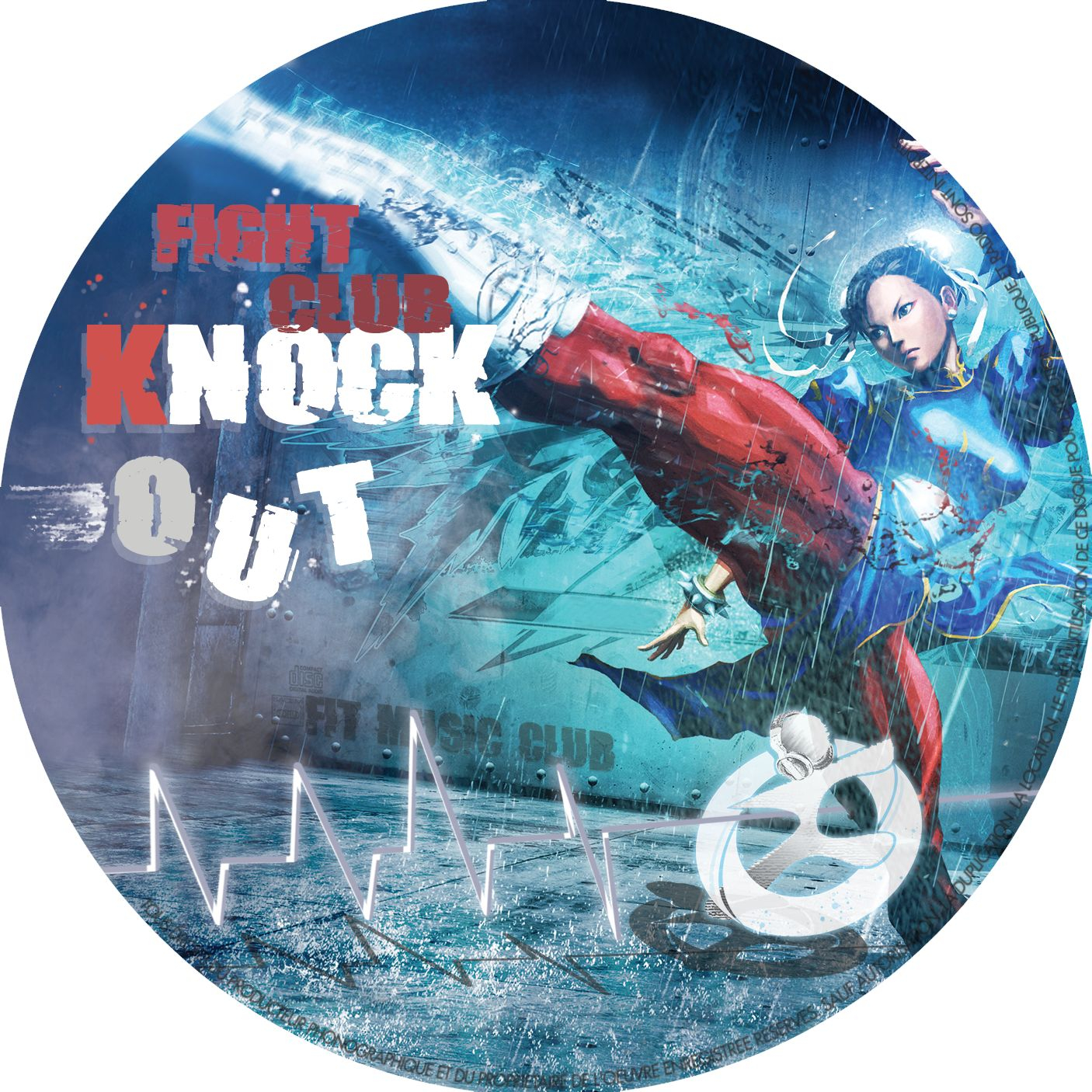 FIGHT CLUB – KNOCK OUT – CD