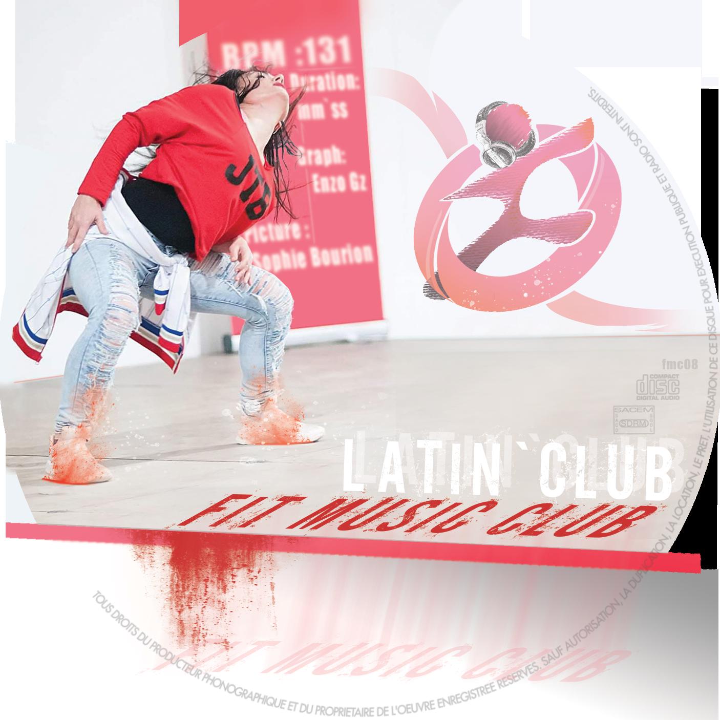 Latin' Club – CD